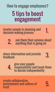tips to boost engagement